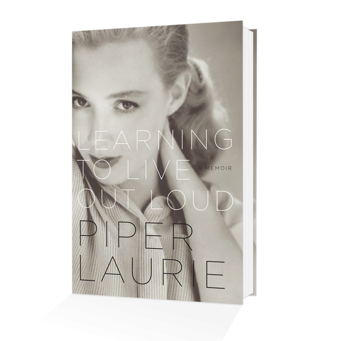 Learning to Live Out Loud_Piper Laurie_Book_Ebook